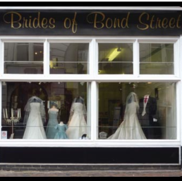 Brides of Bond Street Logo