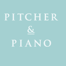 Pitcher & Piano Nottingham Logo
