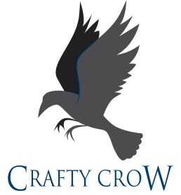 The Crafty Crow Logo