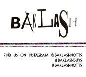 Baklash Logo