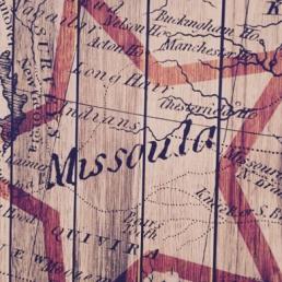 Missoula Montana Bar & Grill Logo
