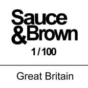 Sauce & Brown Logo