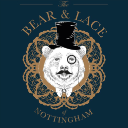 Bear and Lace Logo