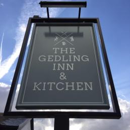 Gedling Inn & Kitchen Logo