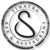 Sinatra Bar & Restaurant Logo