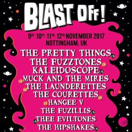 Blast Off Festival Logo