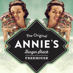 Annie's Burger Shack & Freehouse Logo