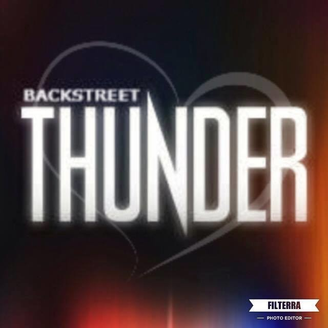 Backstreet Thunder + support from Nickelback'd