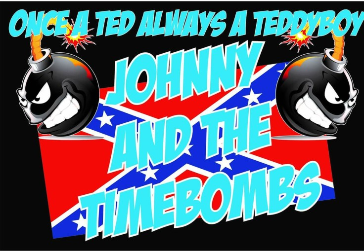 JOHNNY AND THE TIMEBOMBS & TOMBSTONE BUZZARDS rockabilly