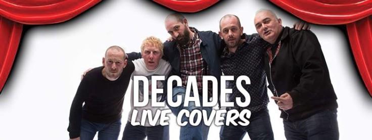 Decades - Saturday 17th June