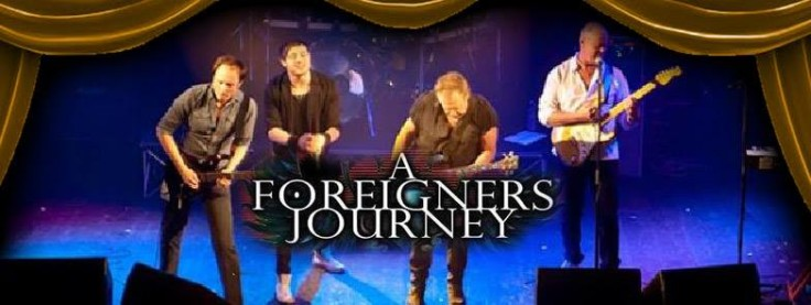 A Foreigners Journey - Saturday 20th May