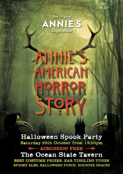 Annie's Halloween Party 2016!