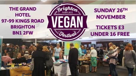 Brighton Vegan Festival