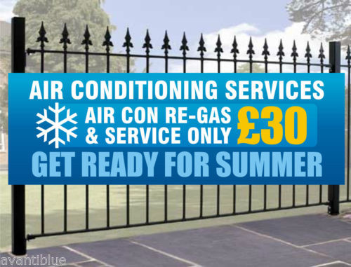 Air Con Re-Gas ( Stay Cool This Summer )