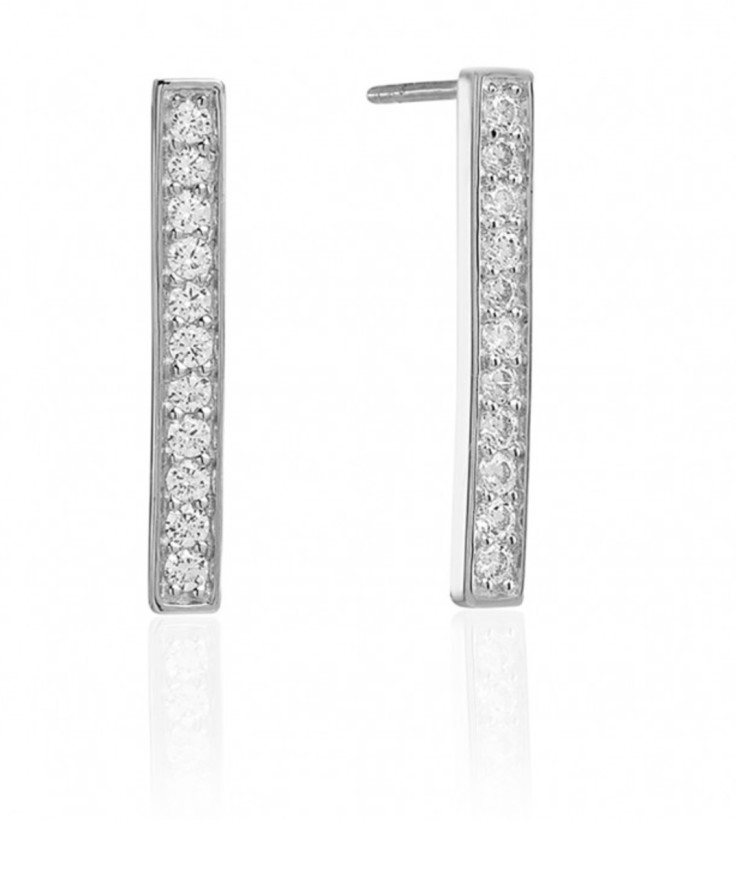 Spend £100 or more on Sif Jakobs Jewellery and receive this pair of earrings worth £89 for free.