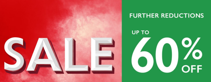 Get 60% off in the sale
