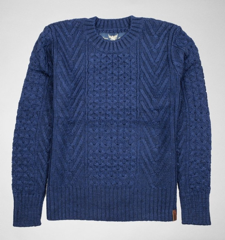 Get 60% off Superdry Fera Cable Crew Jumper, now just £19.99