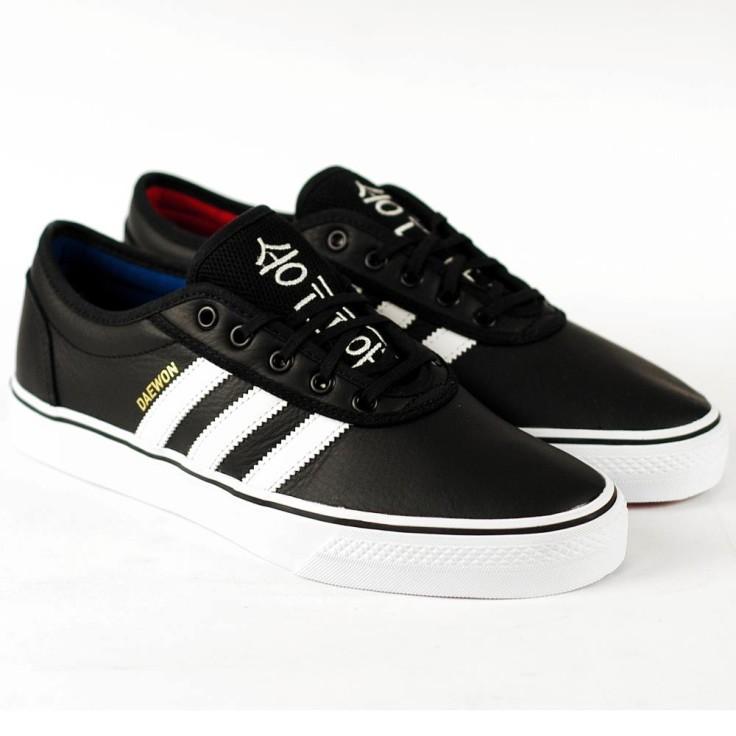 c8c963483 Adidas Adi Ease Daewon Song Black-White
