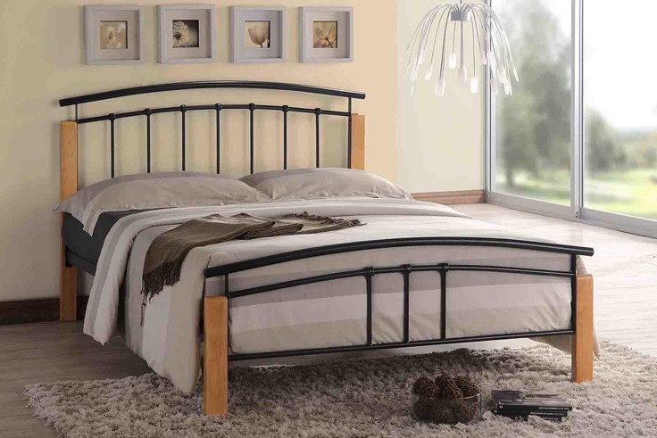 SAVE £25 Time Living Tetras Bed Frame, now available for just £104.99
