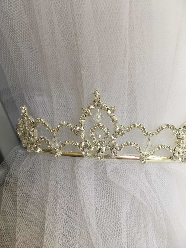 tiaras from £20