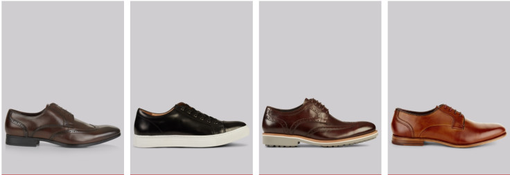30% off Shoes - Offer is only valid until 23:59 BST Friday 28th July