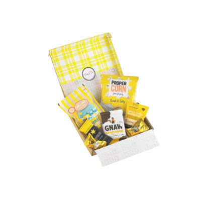 Snack Box though the Letterbox Gift £14.99 New