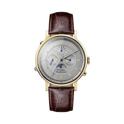 Vivienne Westwood Portland Gold Watch - £300