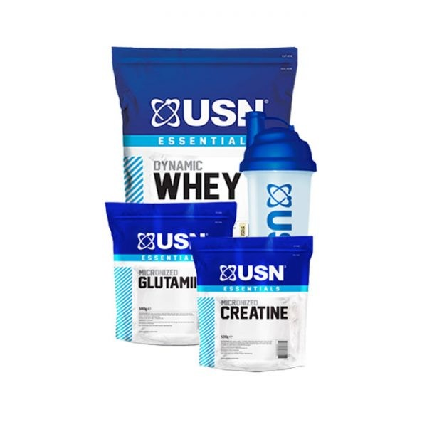 20% off USN Essentials range