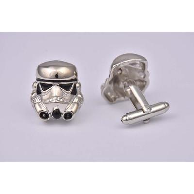 Star Wars Storm Trooper Cufflinks - £12.99 was £24.99