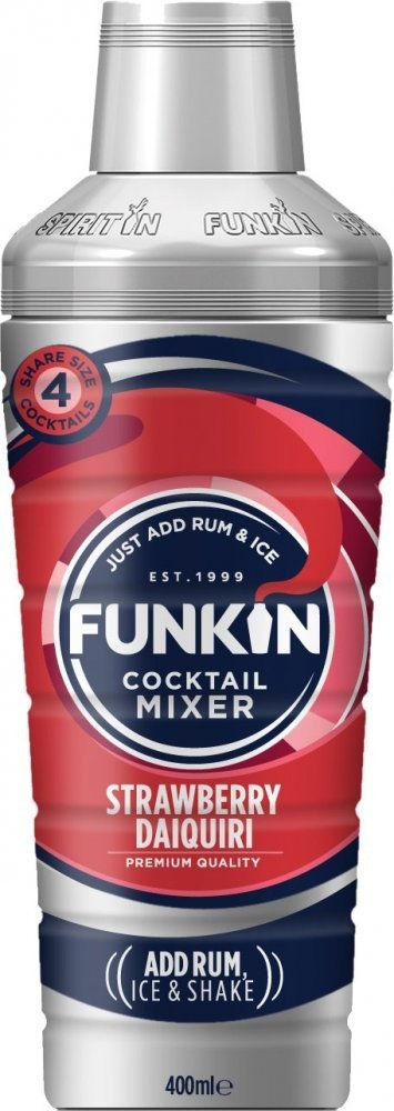 Funkin Cocktail Shaker - Strawberry Daiquiri now only £3.37