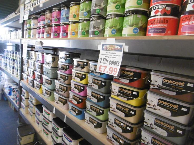 WIN 2 x 5ltr of 'One Coat Colours' paint