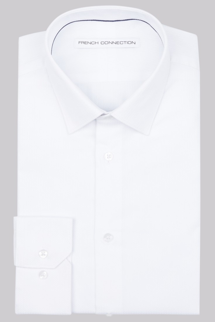 Choose any 4 French Connection, Savoy Taylors Guild, Moss 1851 or Moss London Premium shirts for £90