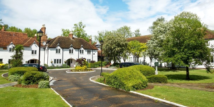 Save up to 56% on an overnight stay at the Barns Hotel.