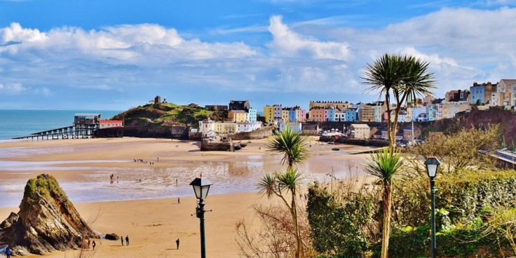 2-night stay at the Fourcroft Hotel in the seaside town of Tenby for only £119