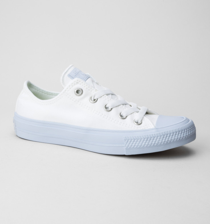27% off Converse  Trainers White-Porpoise-Porpoise, now available for just £39.99
