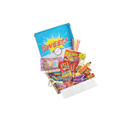 Retro Sweets though the Letterbox Gift - £9.99 New