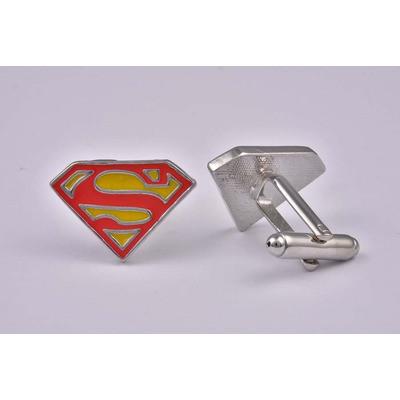 Superman Red & Yellow Cufflinks - £12.99 was £24.99