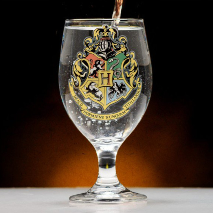 HARRY POTTER - Colour Changing Glass - Now Available for Just £9