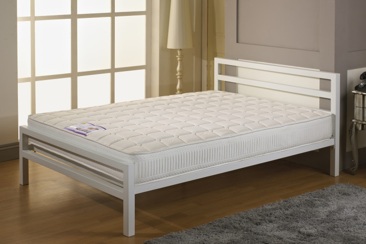 SAVE £20 White Metro Bedframe, now available for just £79.99