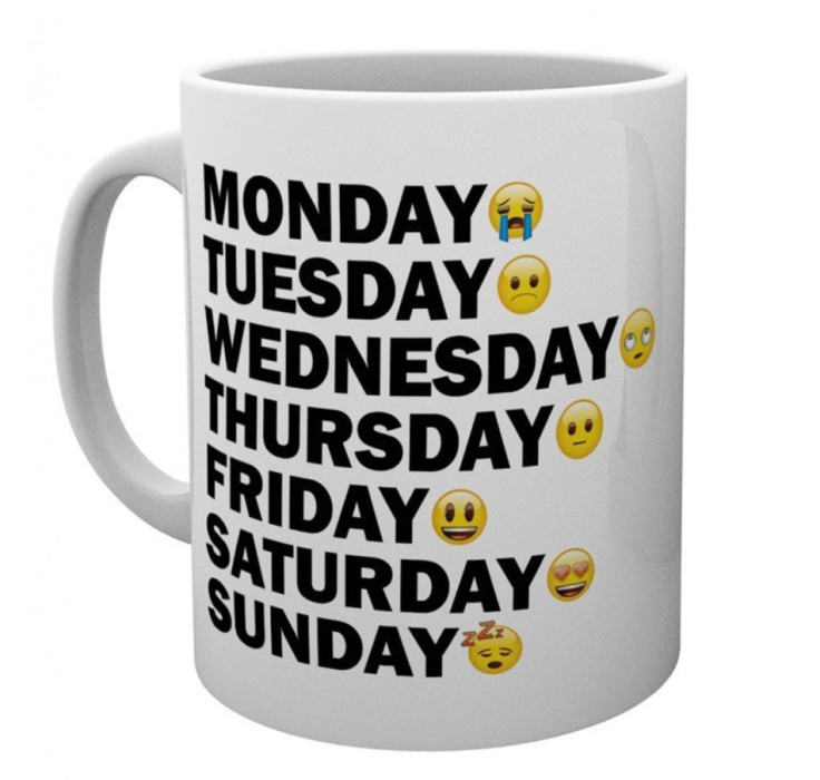 Express yourself with our range of Emoji Posters and Mugs!