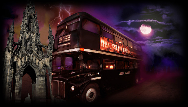 £138 -York hotel stay with Ghost Bus Tour experience
