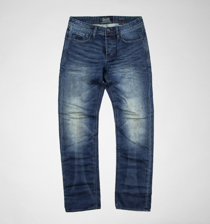 53% off Superdry Officer Jeans, now available for just £29.99