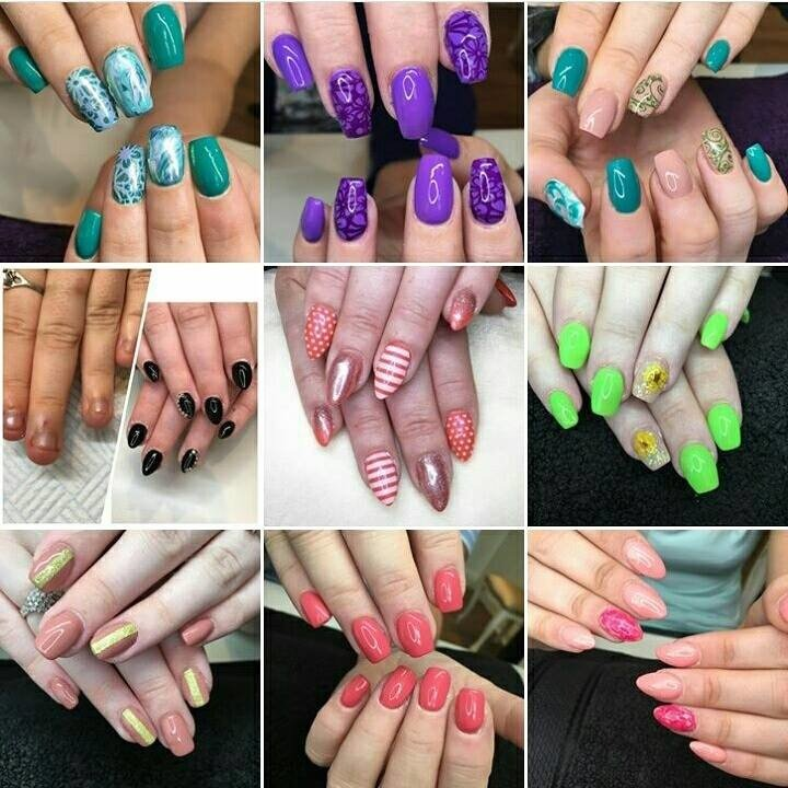 Get your nails done in time for the weekend! You can get a full gel ...