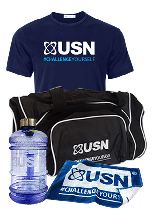 Grab your Gym Essentials for just £29.99