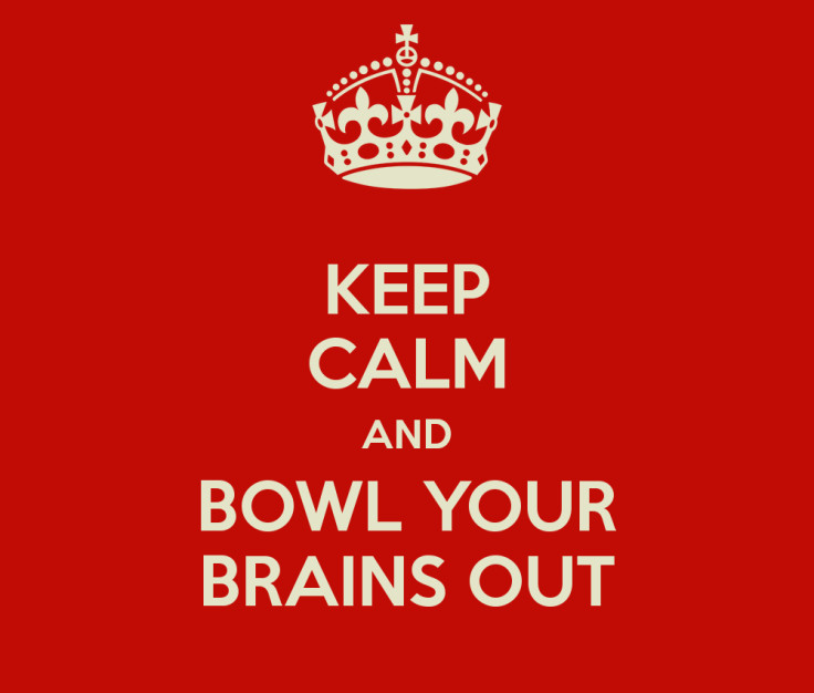 Every Sunday and Monday evening: unlimited bowling offer from 8 till 11pm - £7 per person!