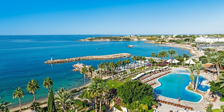 £299pp – 5-star all-inclusive Cyprus holiday with flights, save 42%