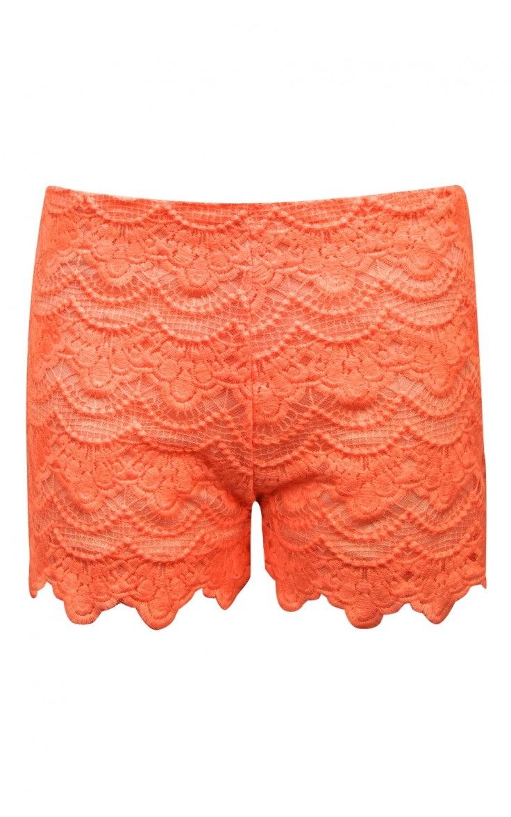 Get 27% off CROCHET SHORTS, now just £7.99