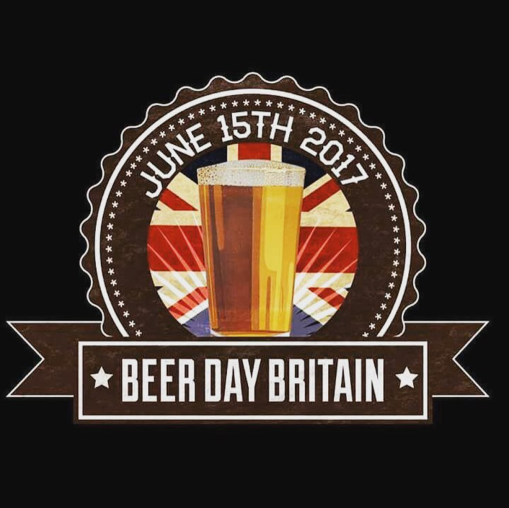 Happy Beer Day!! We have plenty of the stuff here, and the sun is even out!