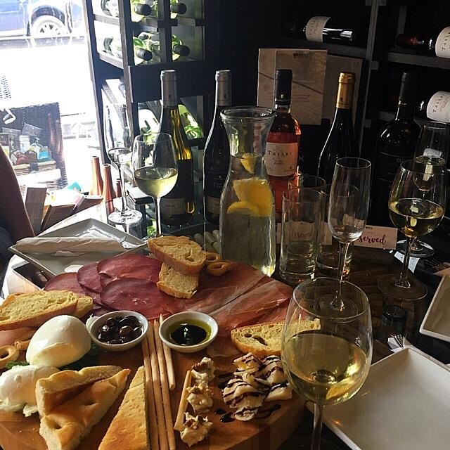 It's the perfect day for one of our relaxed, informal, wine tasting experiences!