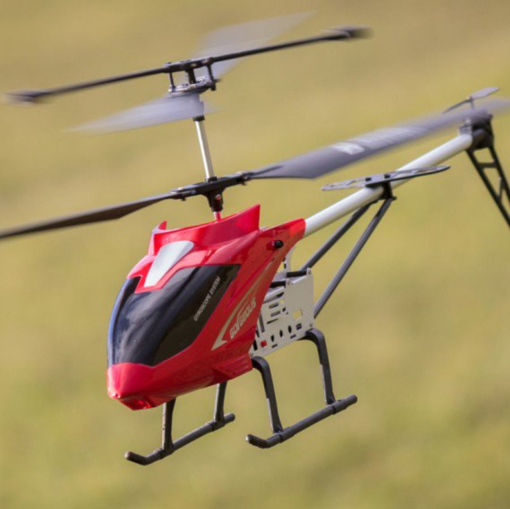 50% off XR-911 LARGE OUTDOOR HELICOPTER, now available for just £39.99